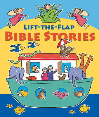 Lift-The-Flap Bible Stories by Christina Goodings image
