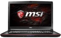 "MSI GP72 7RD 17.3"" Gaming Laptop Intel Core i7-7700HQ, 8GB RAM, GTX 1050 2GB"