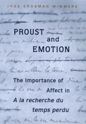 Proust and Emotion by Inge Crossman Wimmers image