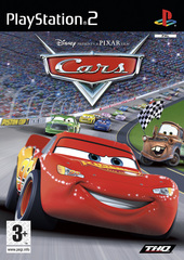 Cars for PlayStation 2