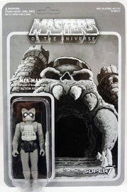 Masters of the Universe - Mer-Man (Grayscale Ver.) Action Figure