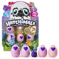 Hatchimals: Colleggtibles Series 2 - Mini-figure Set (4-Pack)