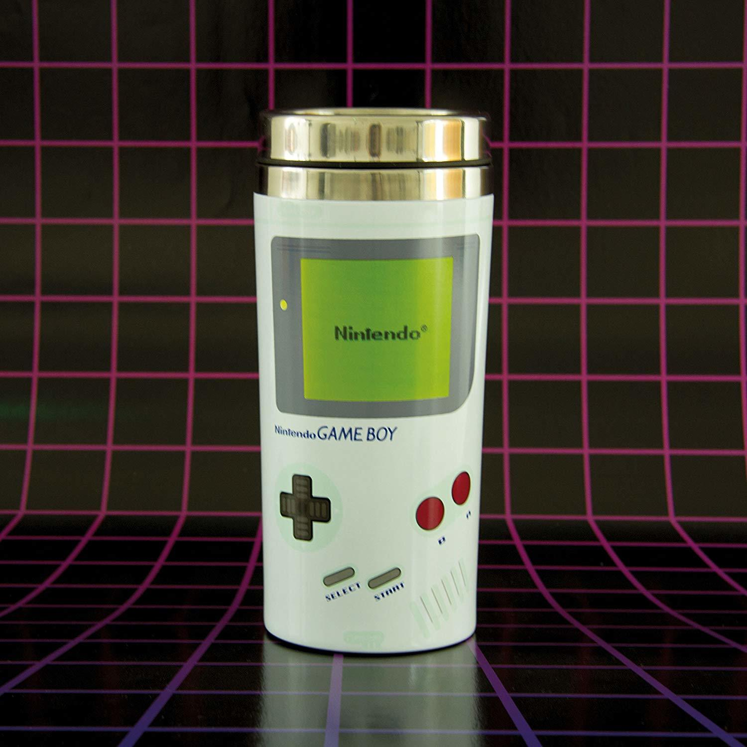 Nintendo: Game Boy - Travel Mug image