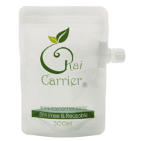 Kai Carrier Reusable Food Pouches - 5 Pack (300mL) image