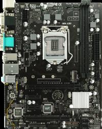 BIOSTAR H310MHG Intel mATX Motherboard