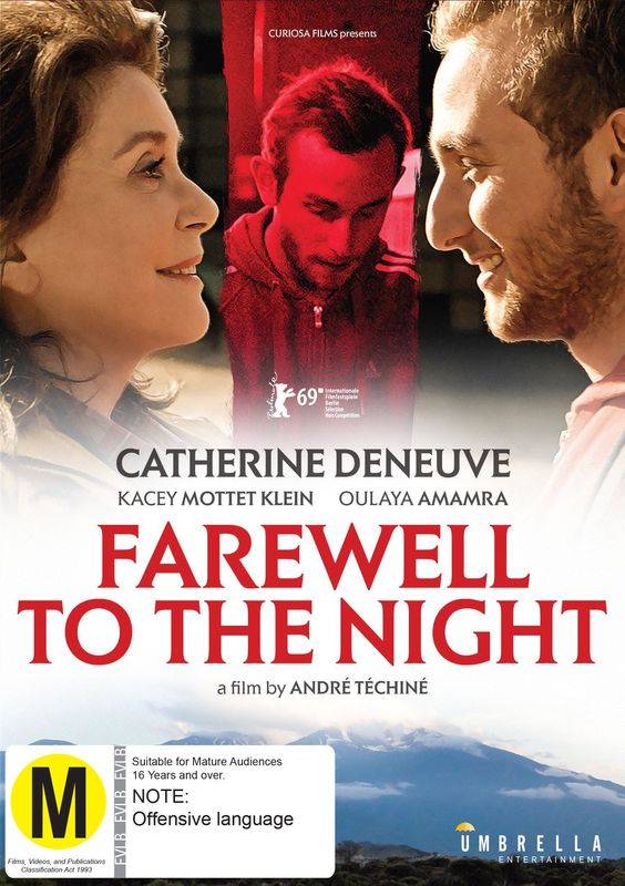 Farewell to the Night on DVD