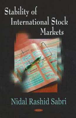 Stability of International Stock Markets by Nidal Rashid Sabri image