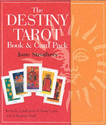 The Destiny Tarot Kit by Jane Struthers image
