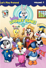 Baby Looney Tunes - Vol. 2: Let's Play Pretend on DVD image