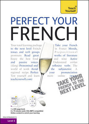 Teach Yourself Perfect Your French by Jean-Claude Arragon image