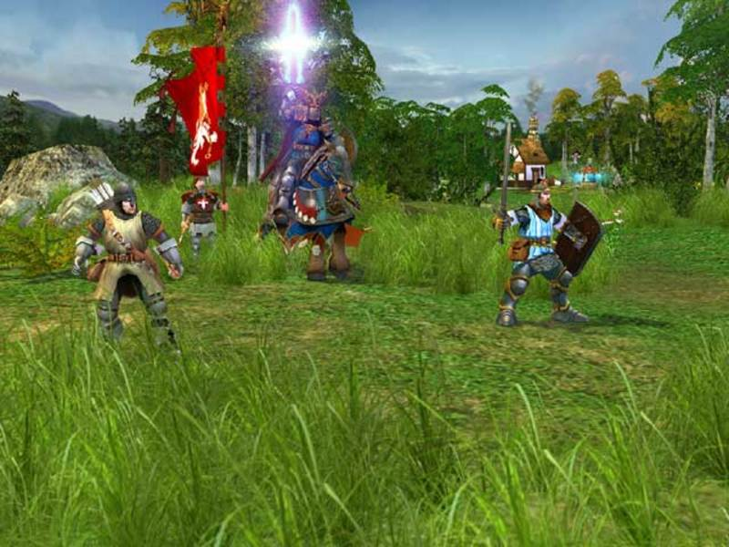 Heroes of Might and Magic V for PC Games image