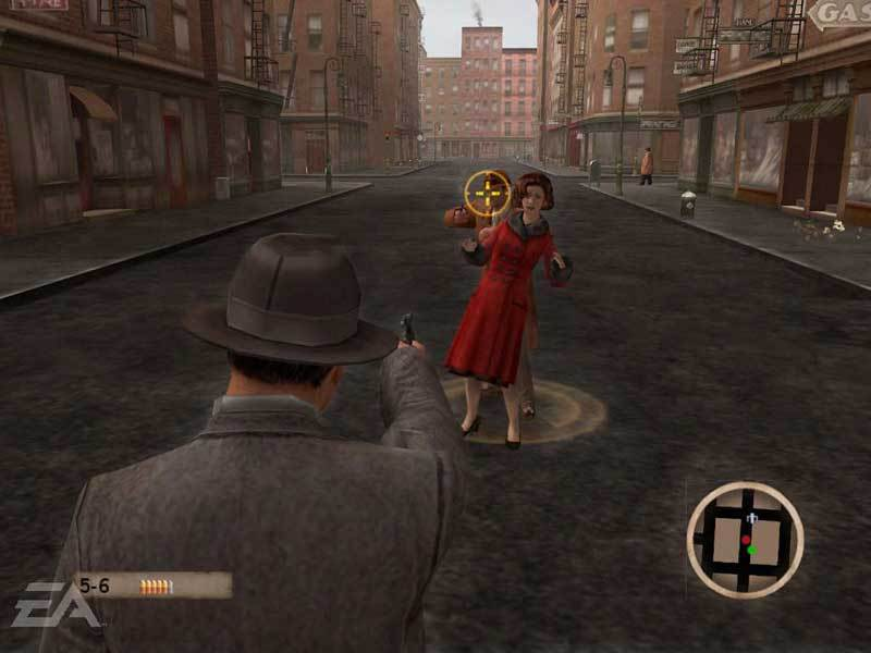 The Godfather: The Game for PC Games image