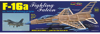 F-16a Fighting Falcon 1:30 Balsa Model Kit