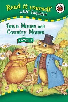 Town Mouse and Country Mouse by Ladybird