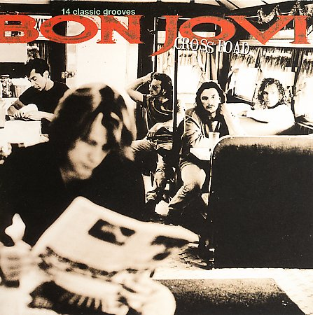 Cross Road: The Best Of by Bon Jovi image