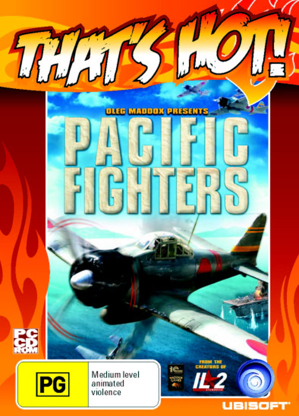 Pacific Fighters for PC Games image