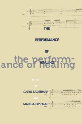 The Performance of Healing image