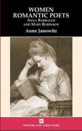 Women Romantic Poets by Anne Janowitz image