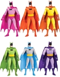 Batman - Rainbow Action Figure 6-Pack