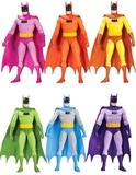 Batman - Rainbow Action Figure 6-Pack