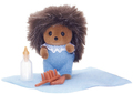 Sylvanian Families: Hedgehog Baby with Blanket