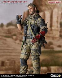 Metal Gear Solid V The Phantom Pain: Venom Snake 1/6 Statue
