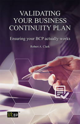 Validating Your Business Continuity Plan