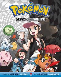 Pokemon Black and White, Vol. 7 by Hidenori Kusaka
