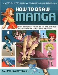 How to Draw Manga by Tim Seelig