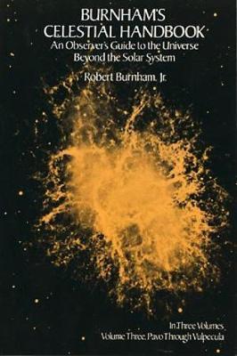 Celestial Handbook: v. 3 by Robert Burnham image