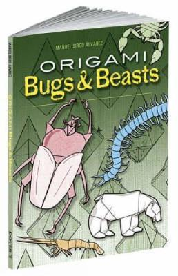 Origami Bugs and Beasts by Manuel Sirgo Alverez image