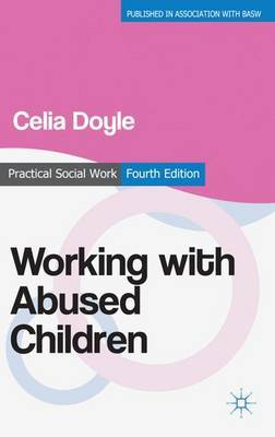 Working with Abused Children by Celia Doyle image