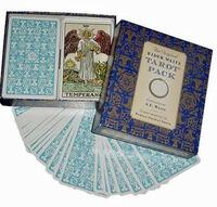 The Original Rider Waite Tarot Pack (Book + Cards) by A.E. WAITE image