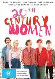 20th Century Women on DVD