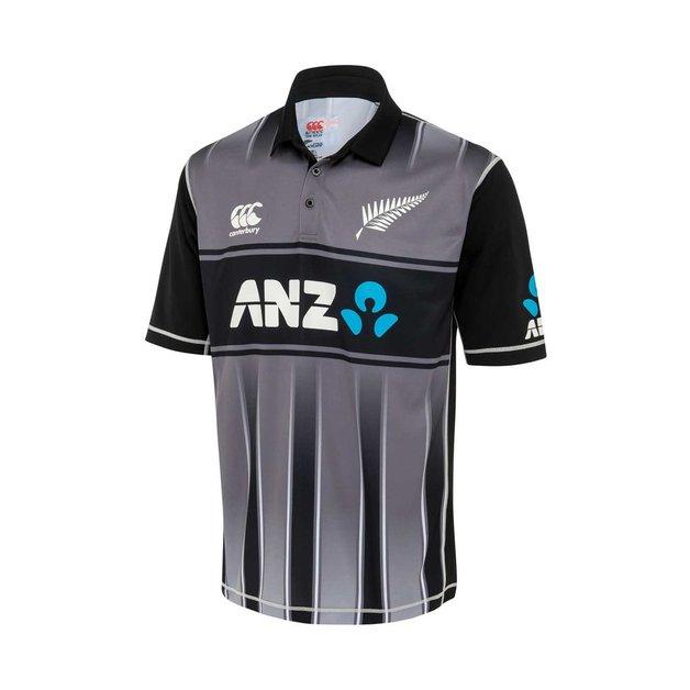 BLACKCAPS Replica T20 Shirt (Medium)
