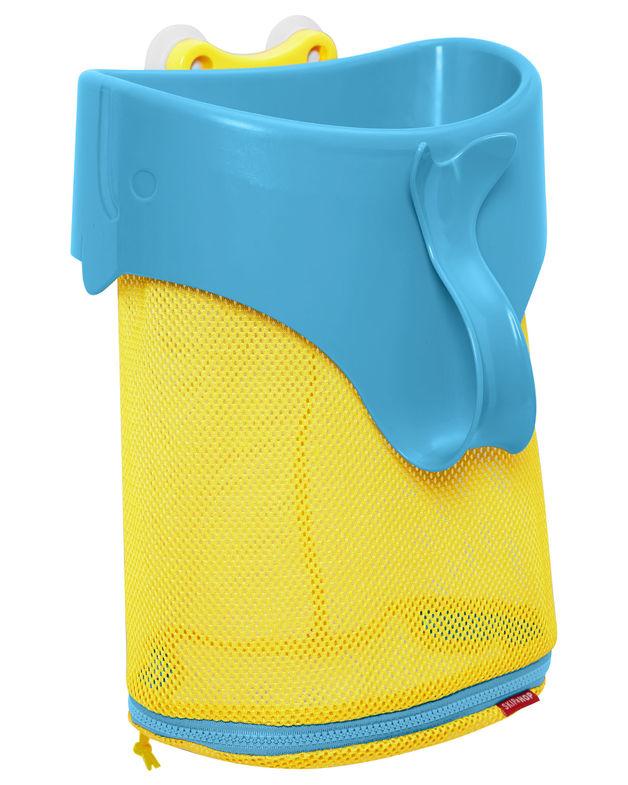 Skip Hop: Moby Scoop & Splash Toy Organiser - Sky Blue