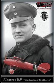 "Wingnut Wings 1/32 Albatros D.V ""Manfred von Richthofen"""