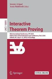 Interactive Theorem Proving image
