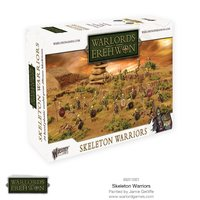 Warlords of Erehwon: Skeleton Warriors