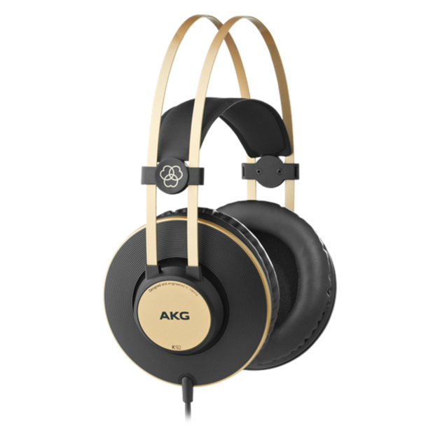 AKG: K92 Closed-Back Headphones