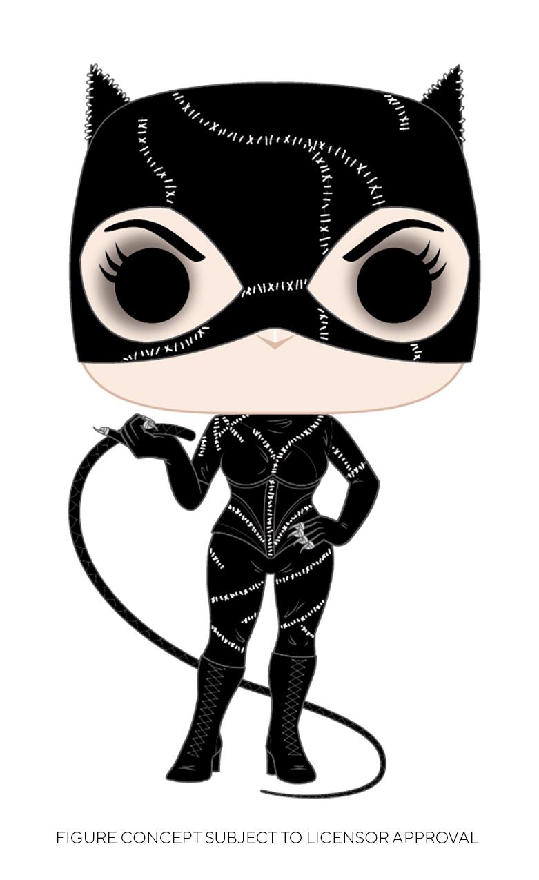 Batman: Returns - Catwoman Pop! Vinyl Figure image