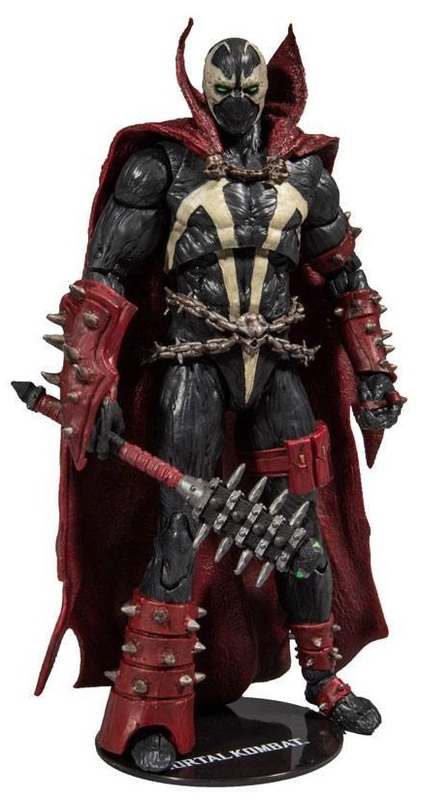 "Mortal Kombat 11: Spawn - 7"" Articulated Figure"