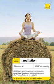Teach Yourself Meditation by Naomi Ozaniec