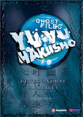 Yu Yu Hakusho: Ghost Files - Collection 2 (Vols 8-13) - Dark Tournament Saga Part 1 (Fatpack) on DVD