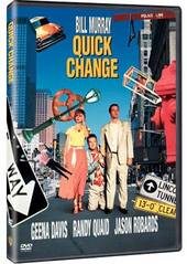 Quick Change on DVD