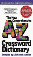 New Comprehensive A-Z Crossword Dictionary by Edy Garcia Schaffer