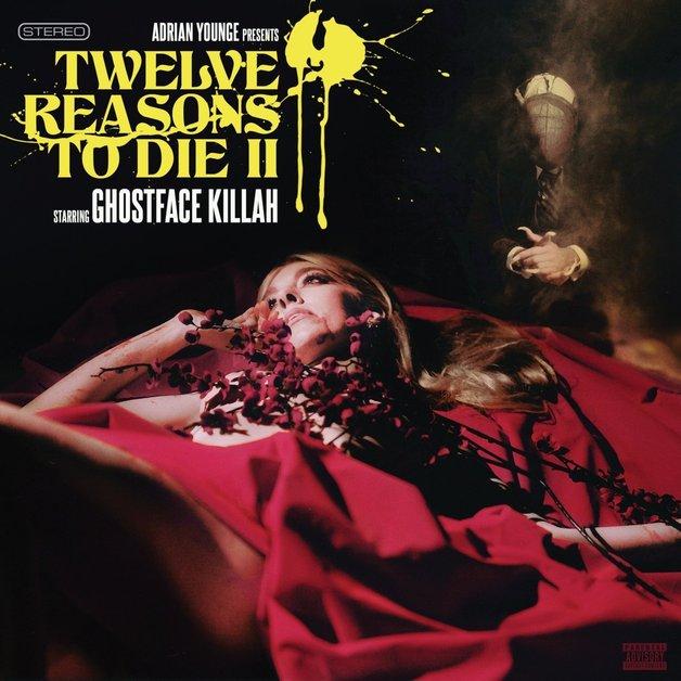 Twelve Reasons To Die II by Ghostface Killah & Adrian Younge