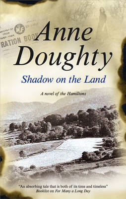 Shadow On The Land by Anne Doughty image