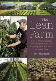 The Lean Farm by Ben Hartman image