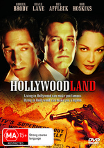 Hollywoodland on DVD